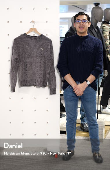 Innia Chenille Sweater, sales video thumbnail