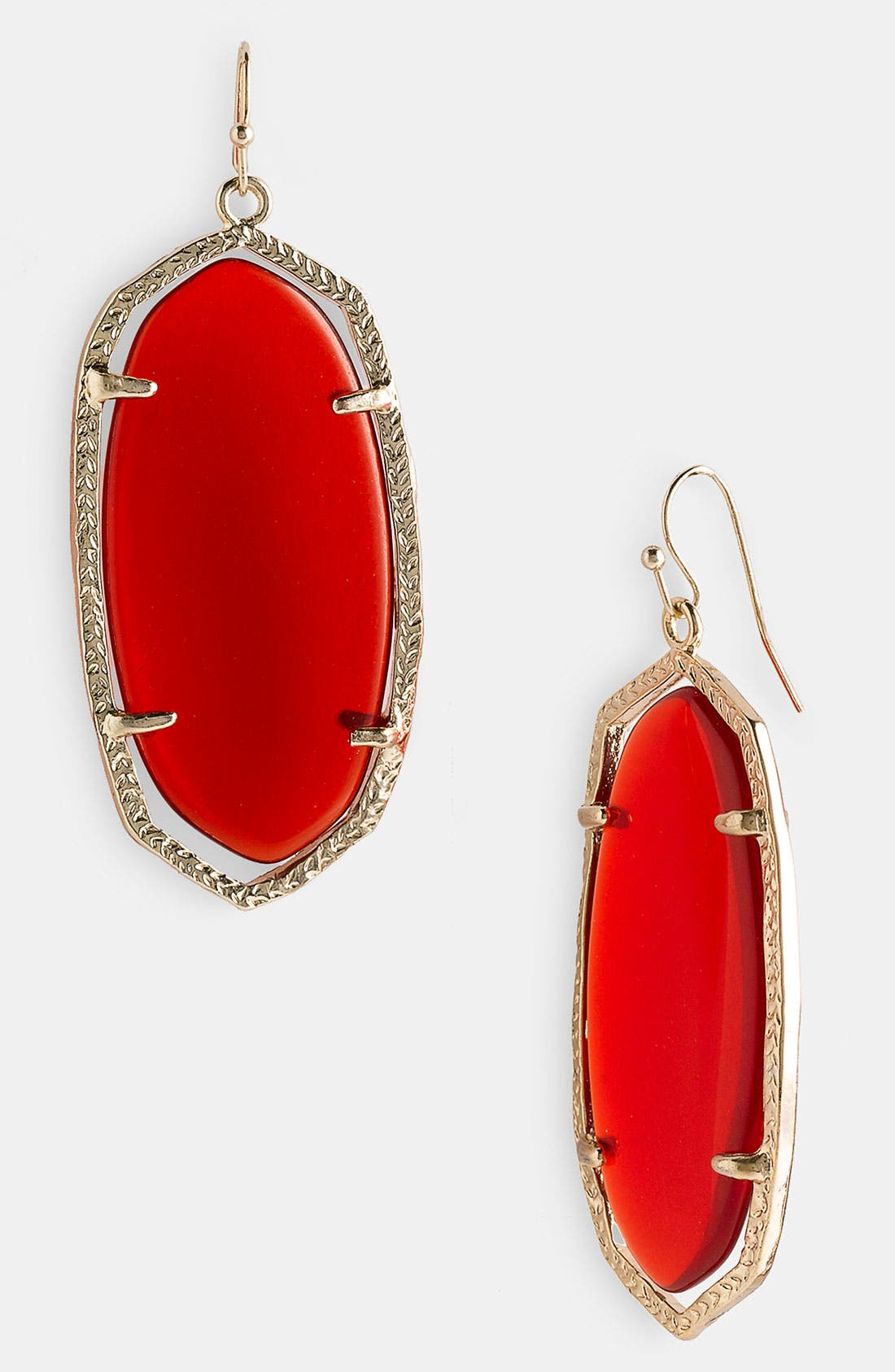 ,                             'Danielle' Oval Statement Earrings,                             Main thumbnail 52, color,                             600