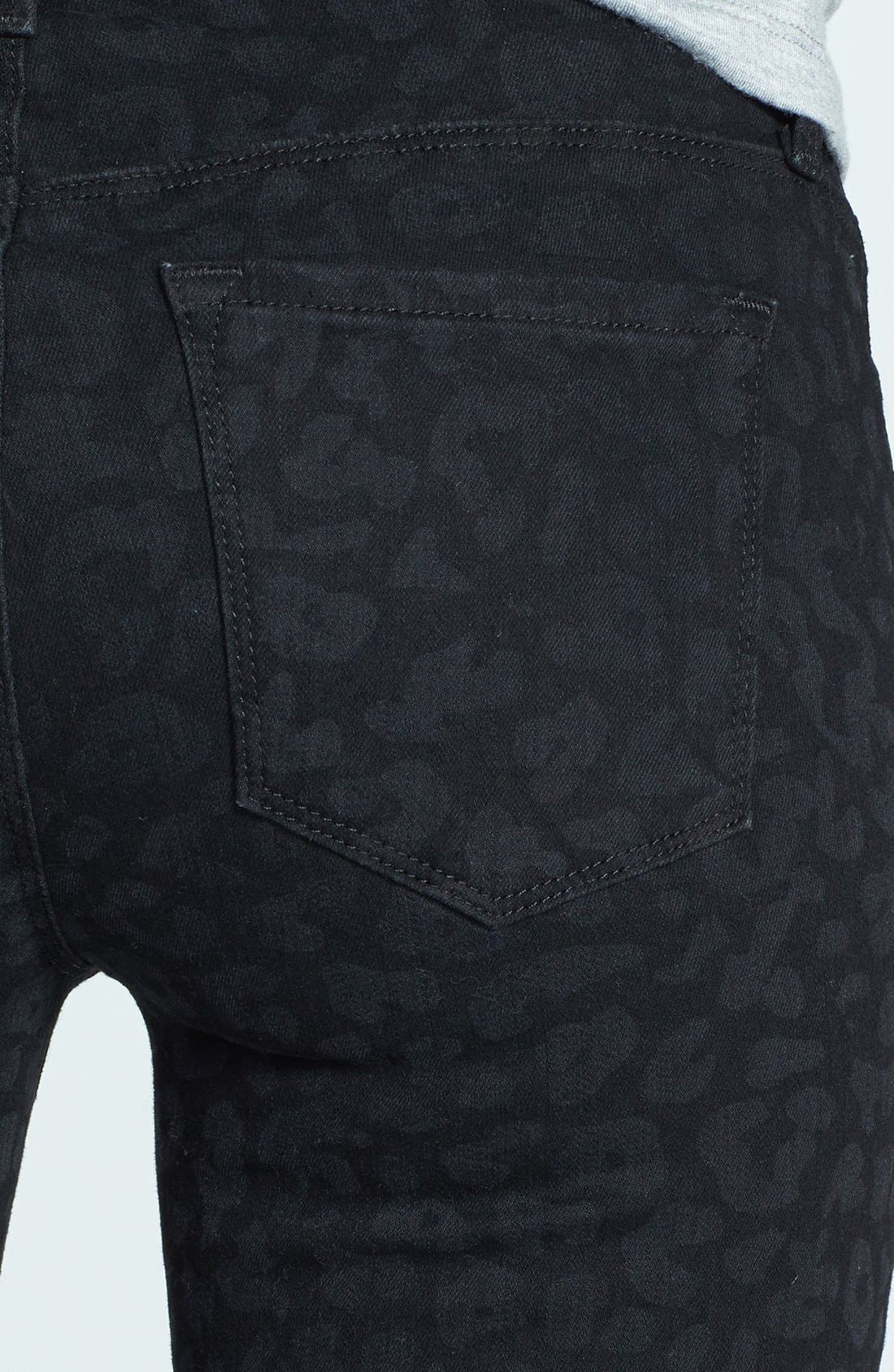,                             '620' Mid Rise Skinny Jeans,                             Alternate thumbnail 2, color,                             002
