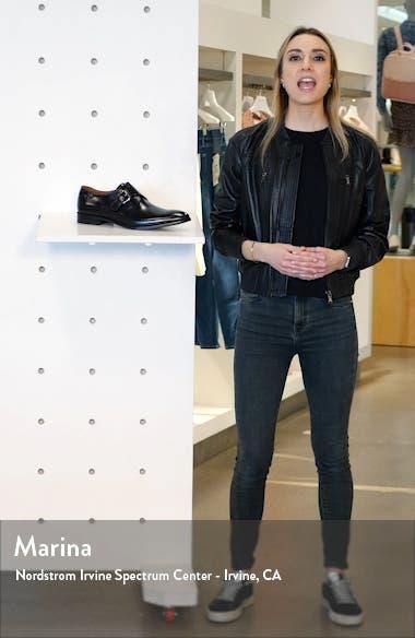 Belfast Single Strap Monk Shoe, sales video thumbnail