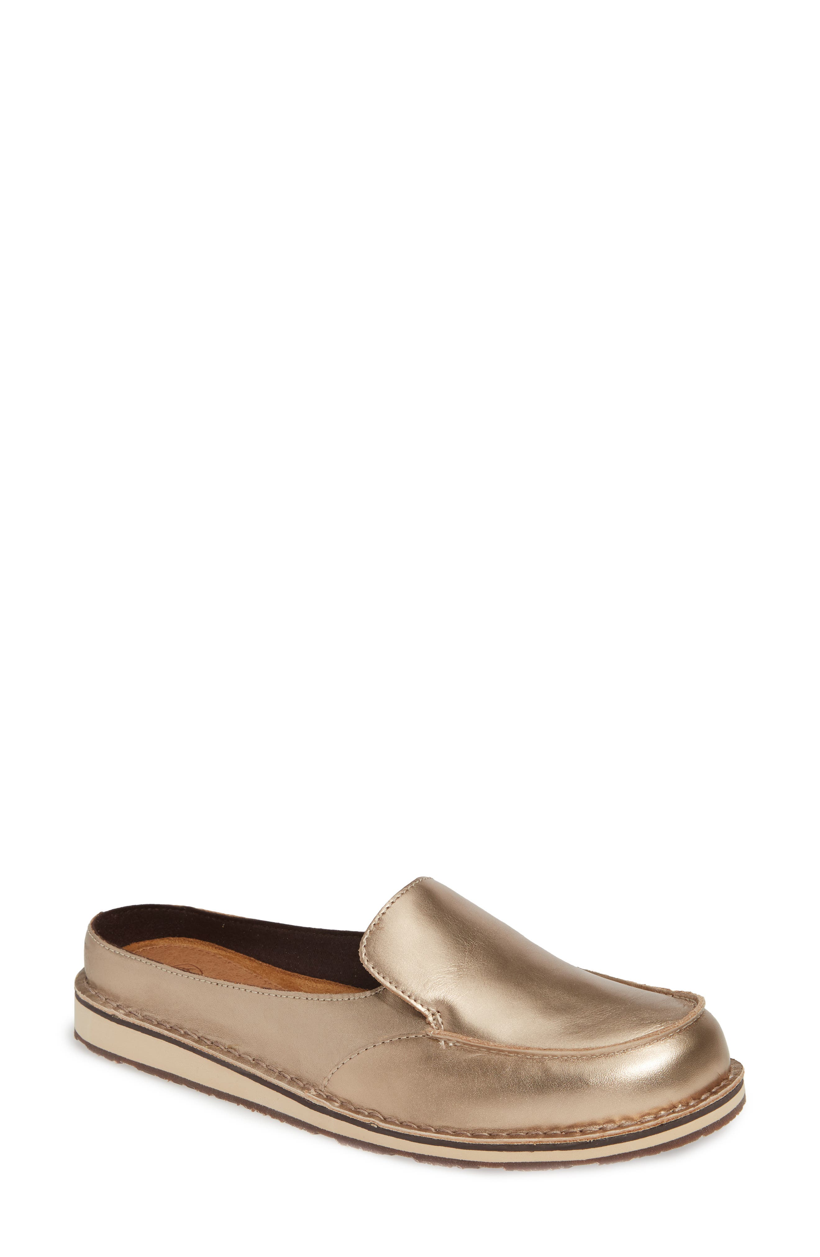 Ariat Cruiser Loafer Mule, Metallic
