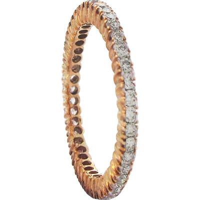 Sethi Couture Prong Set Diamond Band Ring