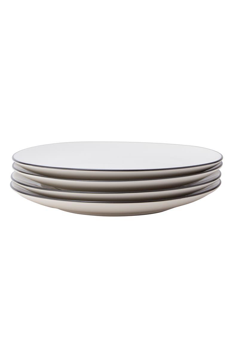 HUDSON WILDER Damek Set of 4 Large Plates, Main, color, 020