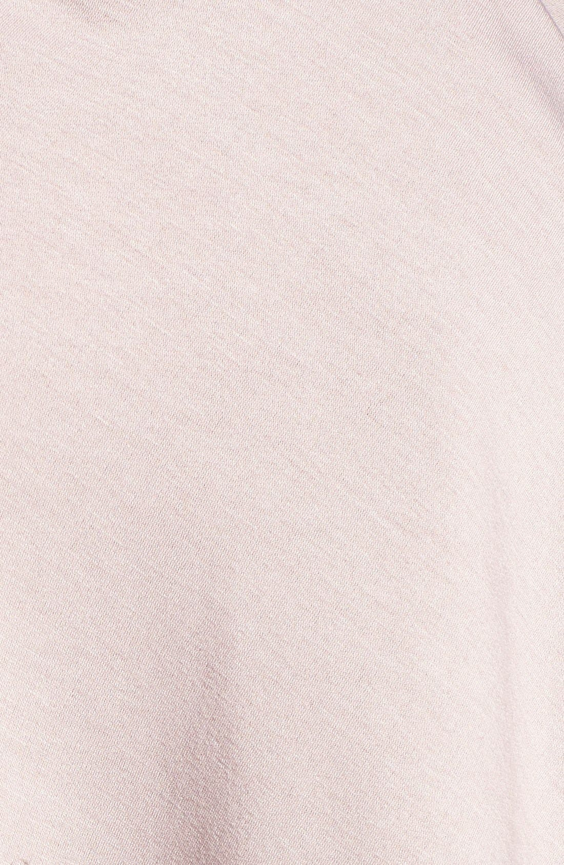 ,                             One-Button Fleece Wrap Cardigan,                             Alternate thumbnail 216, color,                             667
