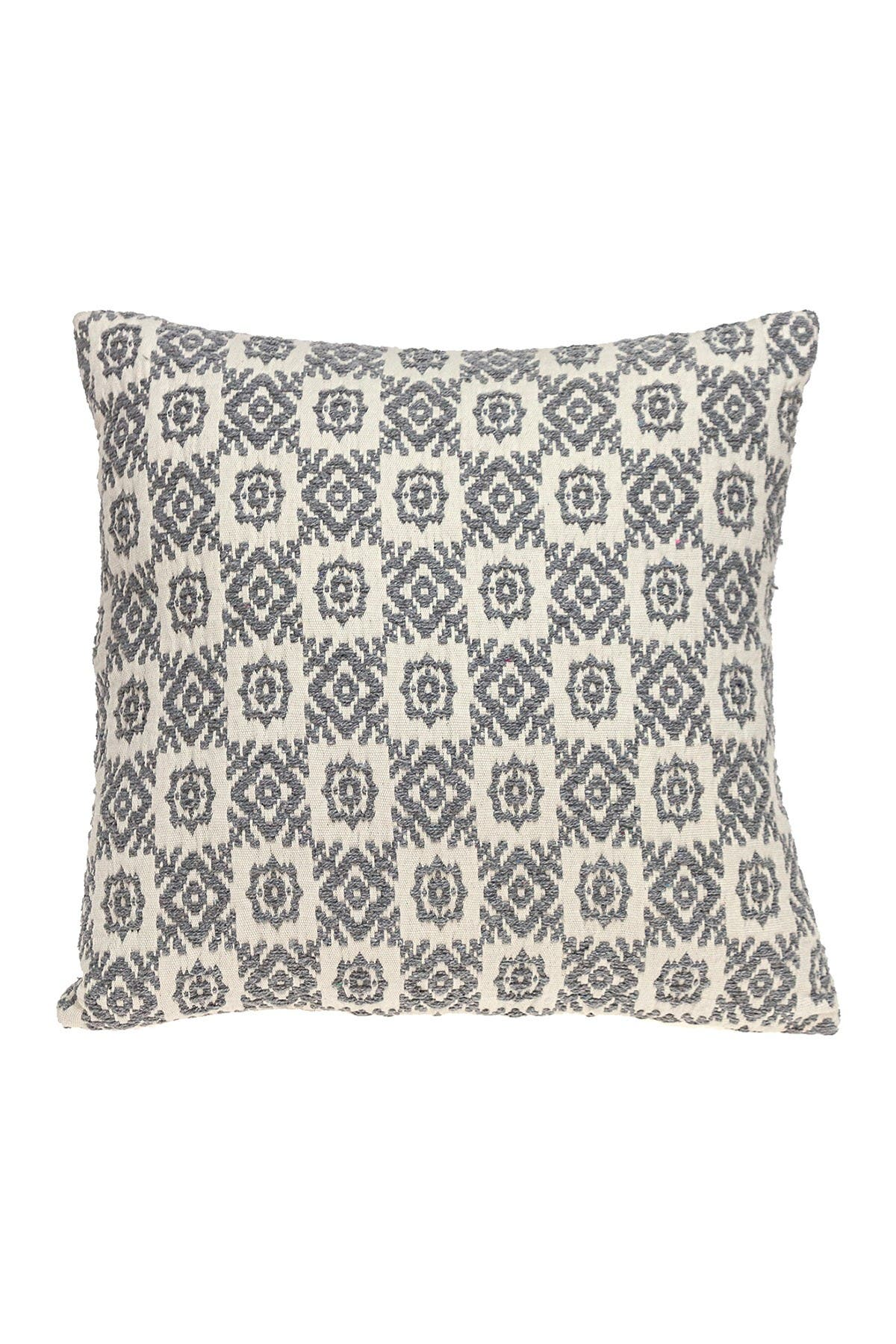 Image of Parkland Collection Faraz Transitional Beige Throw Pillow