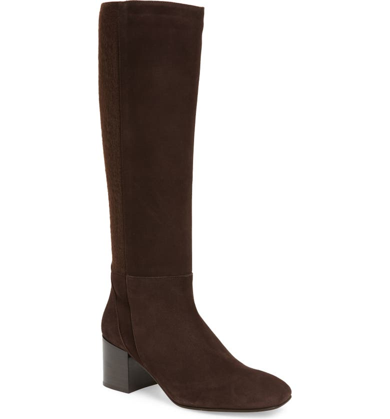 AQUATALIA Calynn Tall Weatherproof Boot, Main, color, EXPRESSO