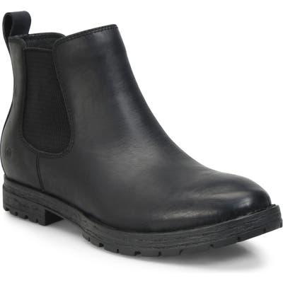 B?rn Pike Mid Waterproof Chelsea Boot- Black