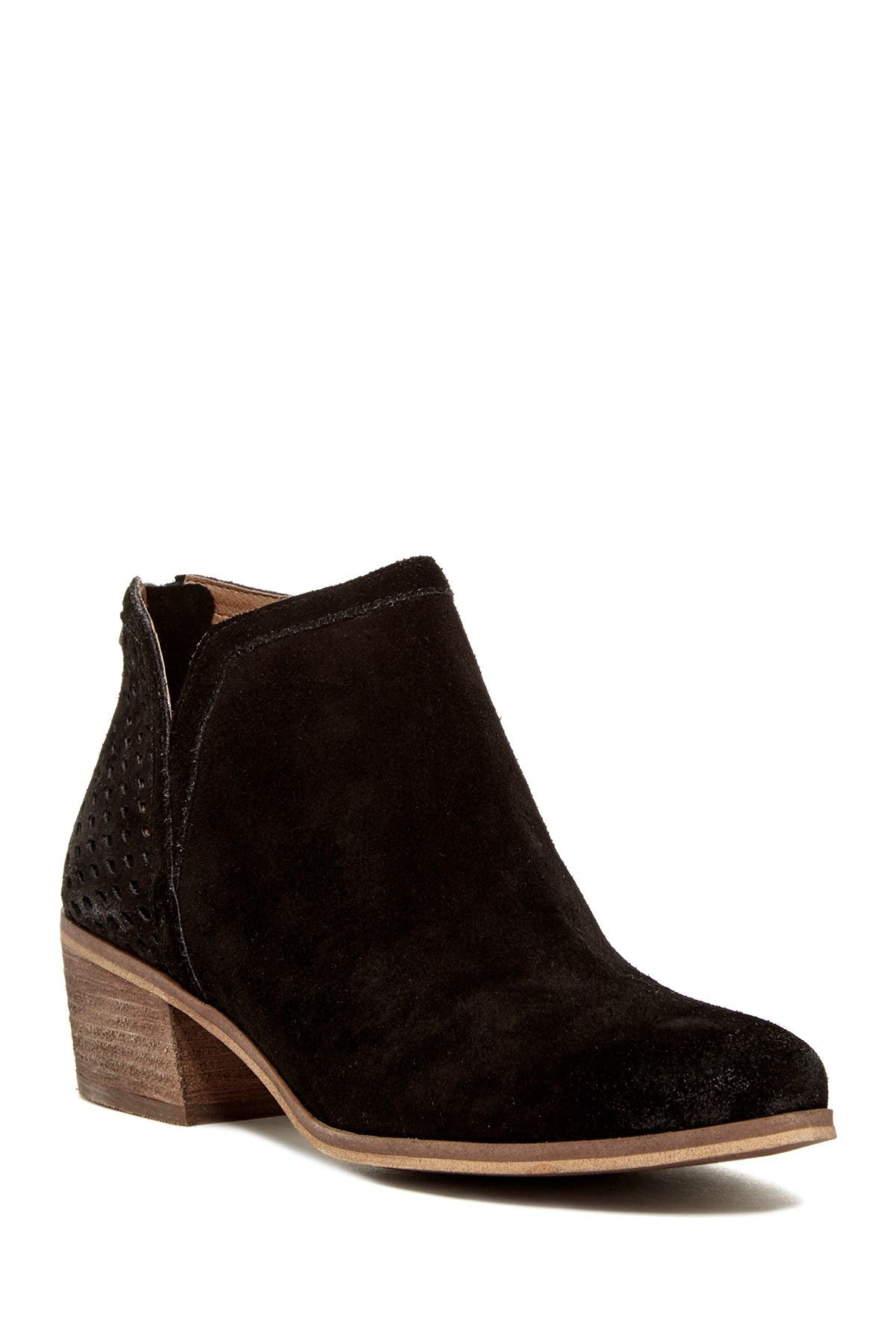Image of SUSINA Blakely Suede Bootie - Wide Width Available