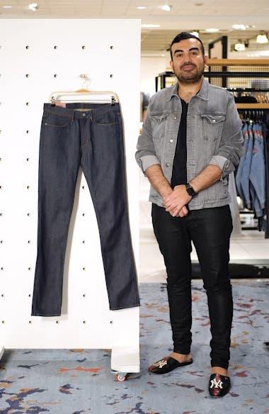 Max Slim Fit Jeans, sales video thumbnail