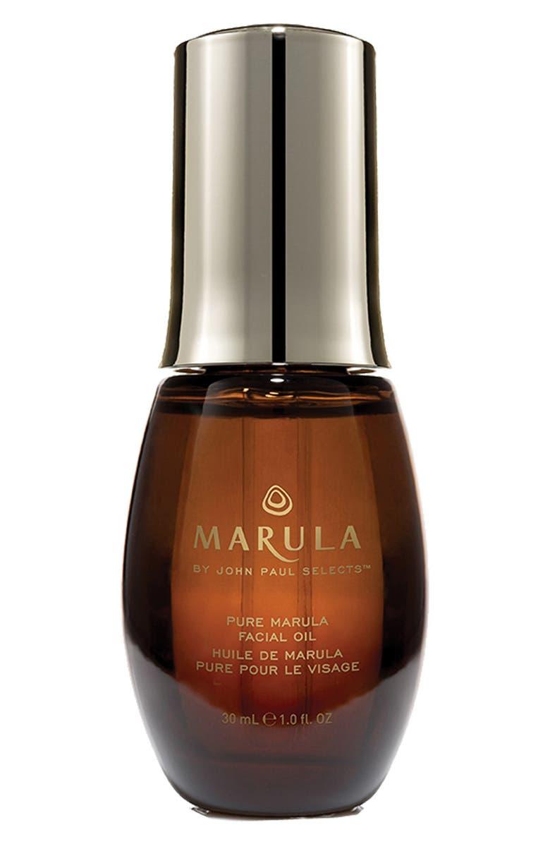 MARULA Pure Beauty Oil 'Pure Marula' Facial Oil, Main, color, 000