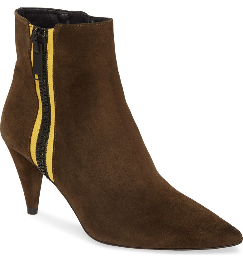 VERONICA BEARD Roxie Bootie, Main, color, MILITARY