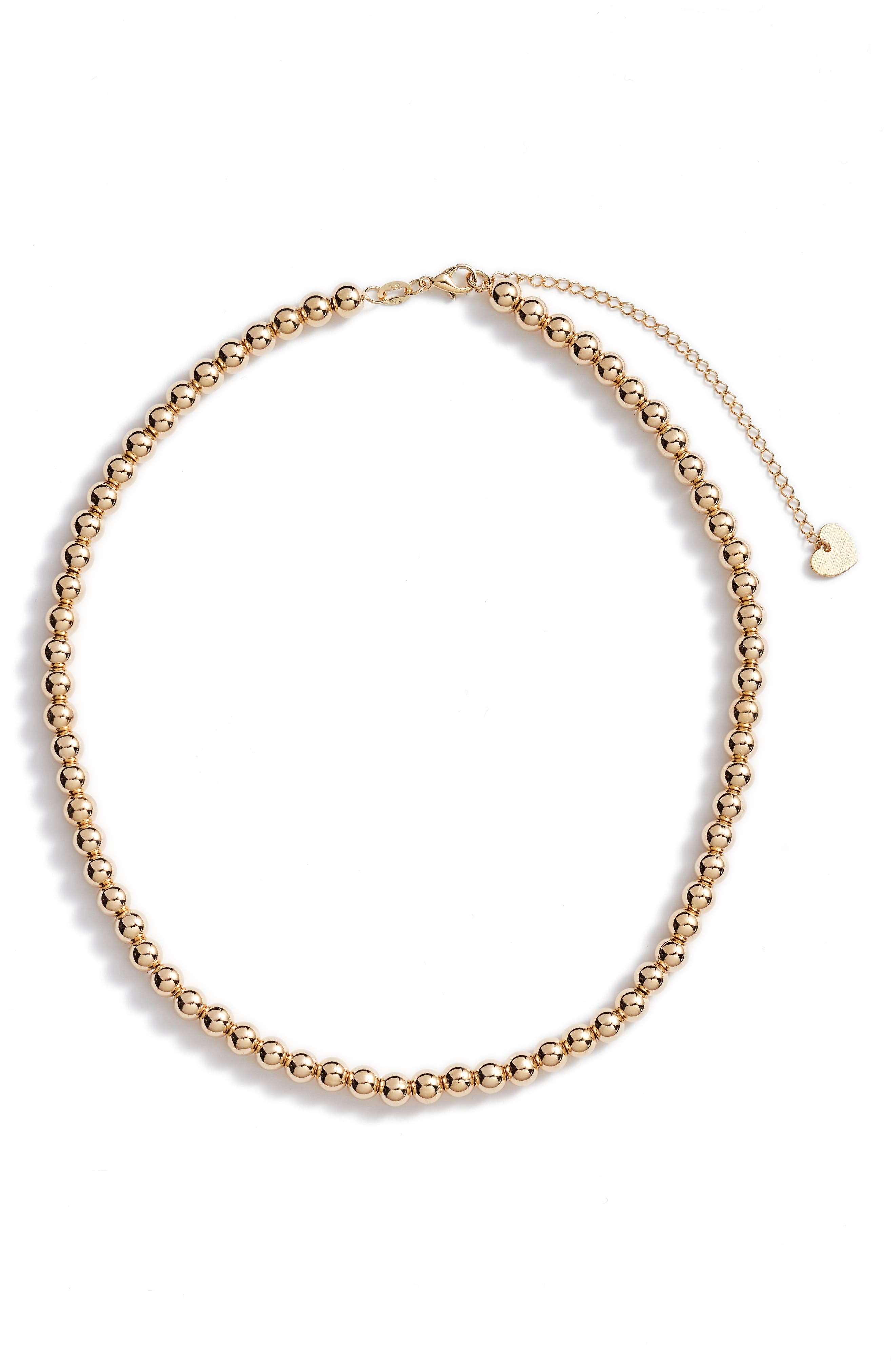 Olivia Beaded Necklace