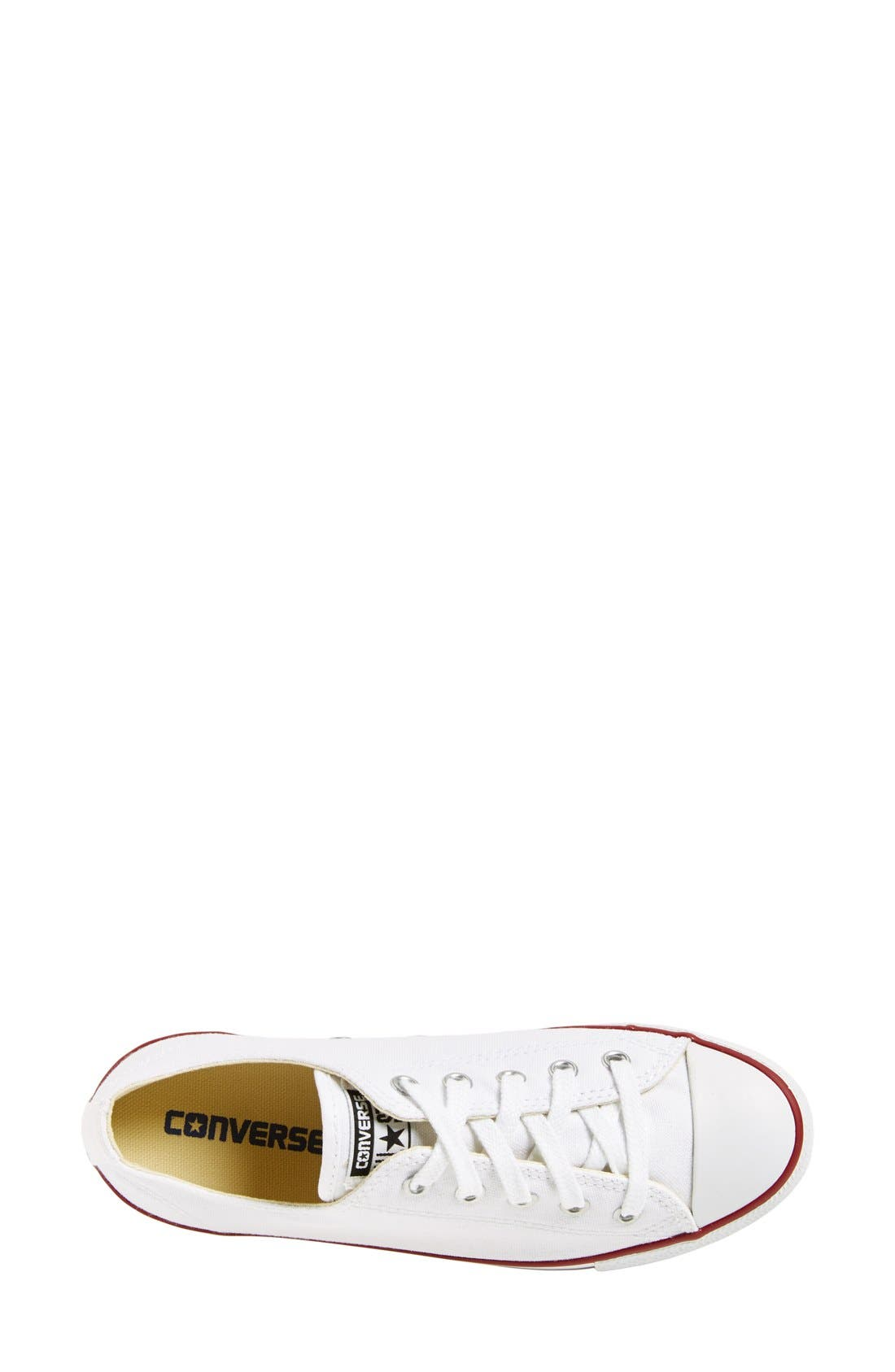 ,                             Chuck Taylor<sup>®</sup> 'Dainty' Sneaker,                             Alternate thumbnail 15, color,                             100