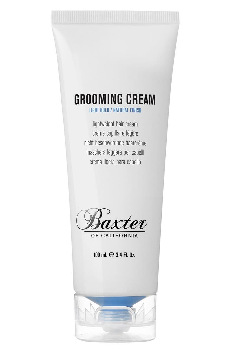 BAXTER OF CALIFORNIA Grooming Cream, Main, color, NO COLOR