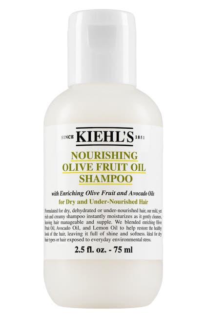 Image of Kiehl's Since 1851 Nourishing Olive Fruit Oil Shampoo - 2.5 fl. oz. - Travel Size