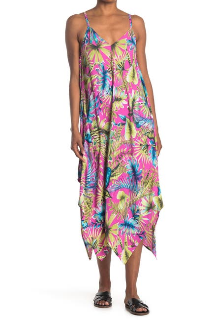 Image of Tommy Bahama Sun Kissed Scarf Dress