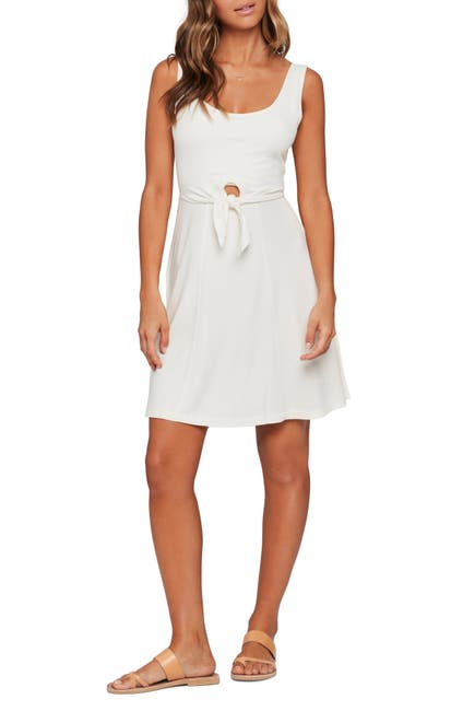 Image of L*Space Topanga Ribbed Cover-Up Dress