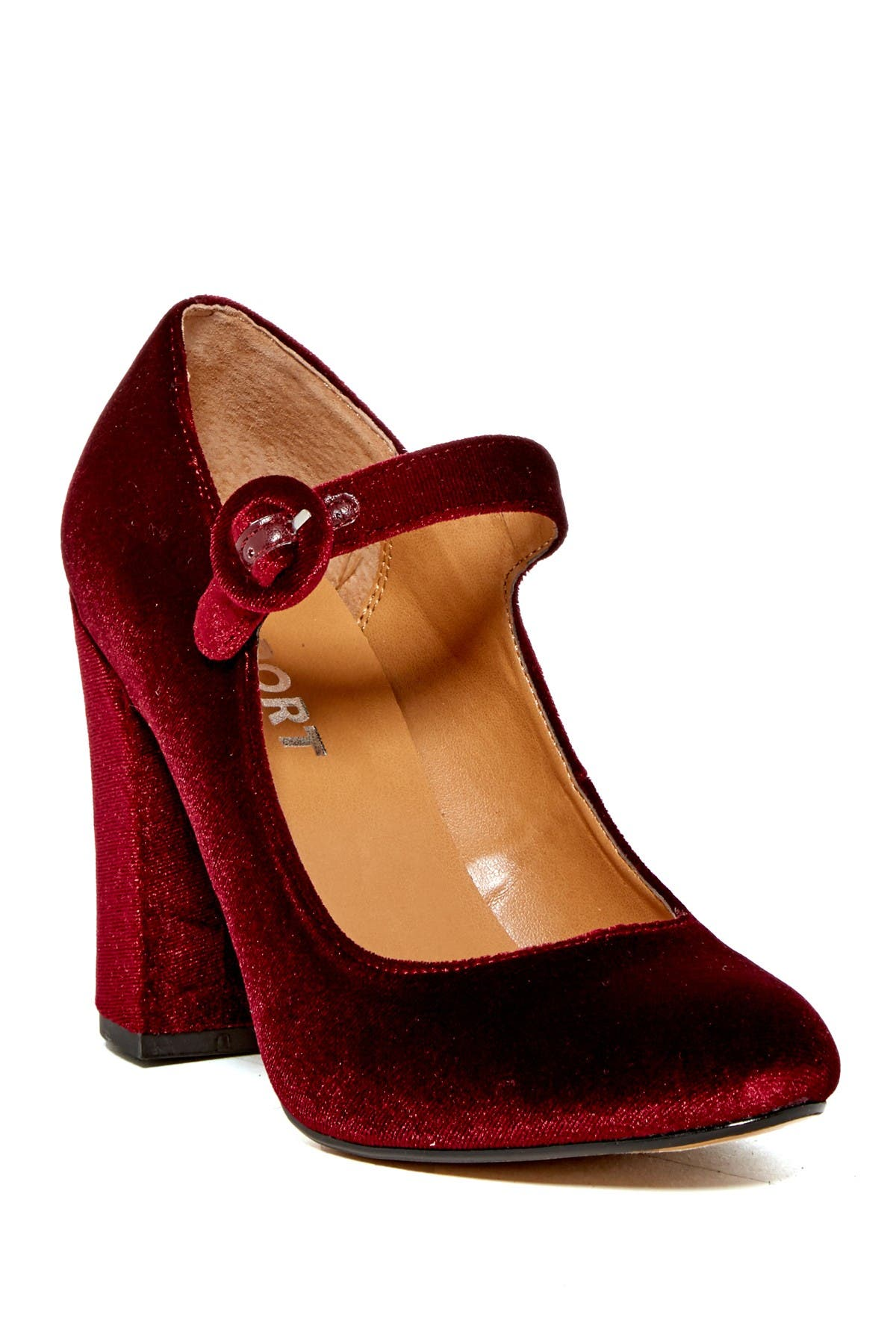 Image of Report Lecrone Mary Jane Pump