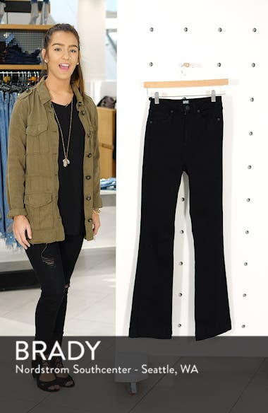 Urban Outfitters High Waist Flare Jeans, sales video thumbnail