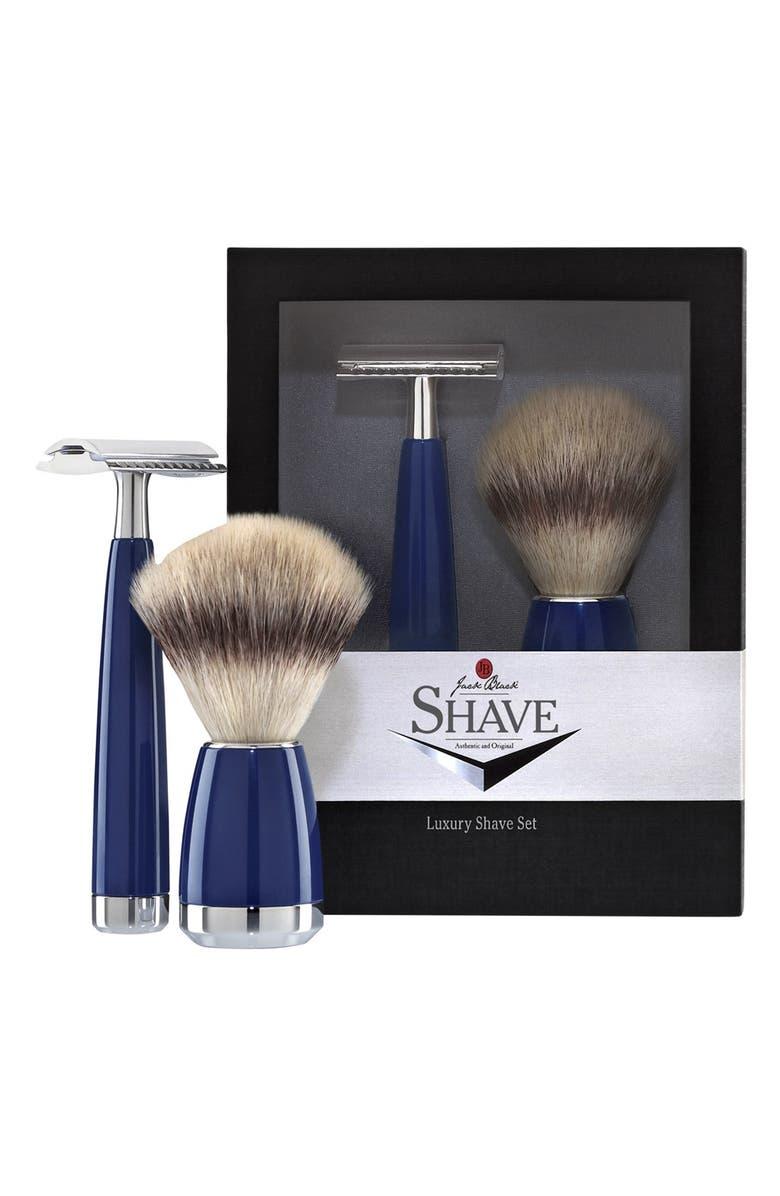 JACK BLACK Luxury Shave Set, Main, color, 000