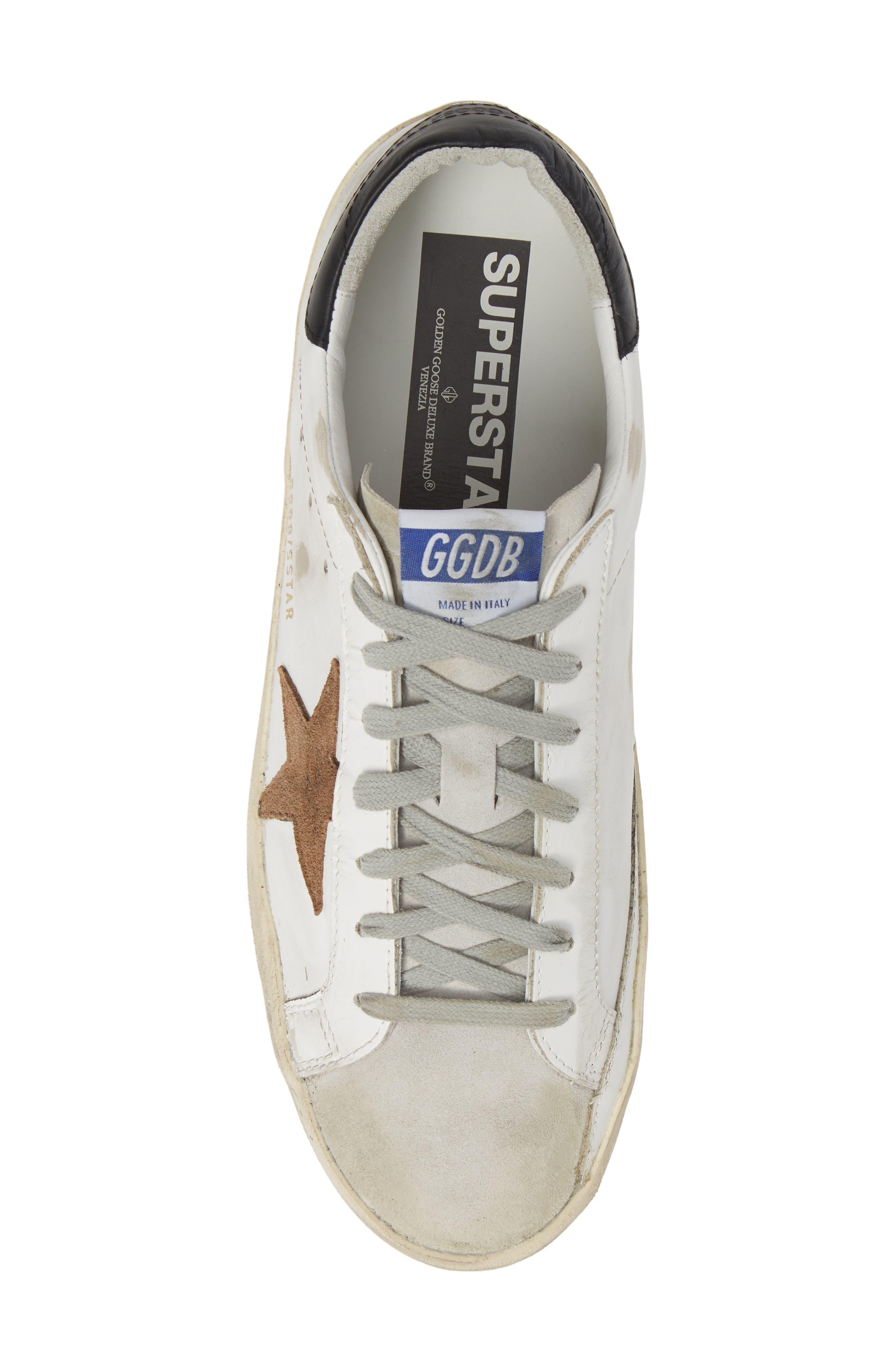 ,                             'Superstar' Sneaker,                             Alternate thumbnail 23, color,                             136