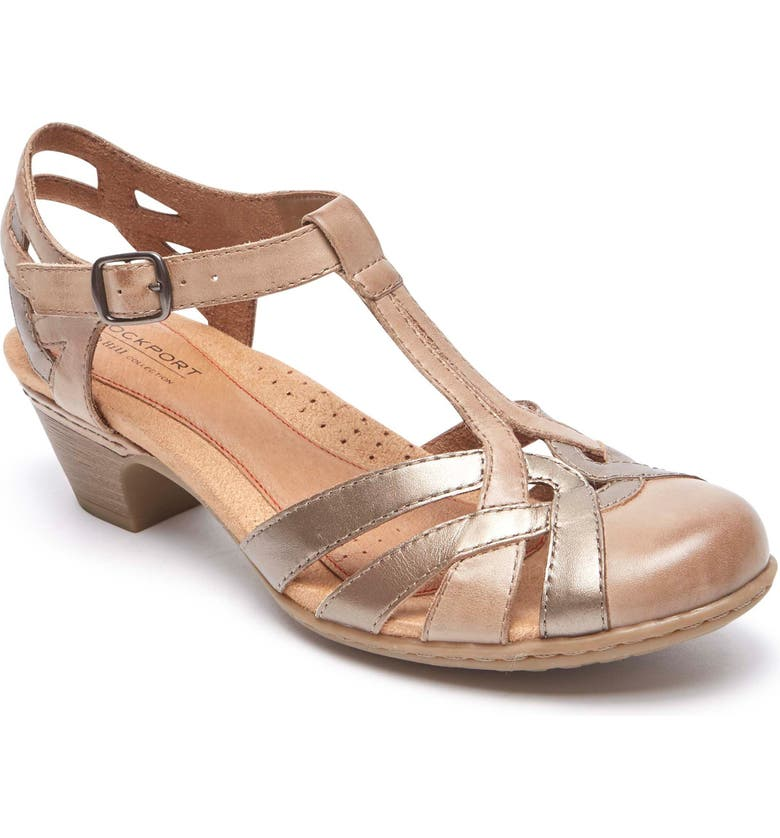 ROCKPORT Cobb Hill 'Aubrey' Sandal, Main, color, 262