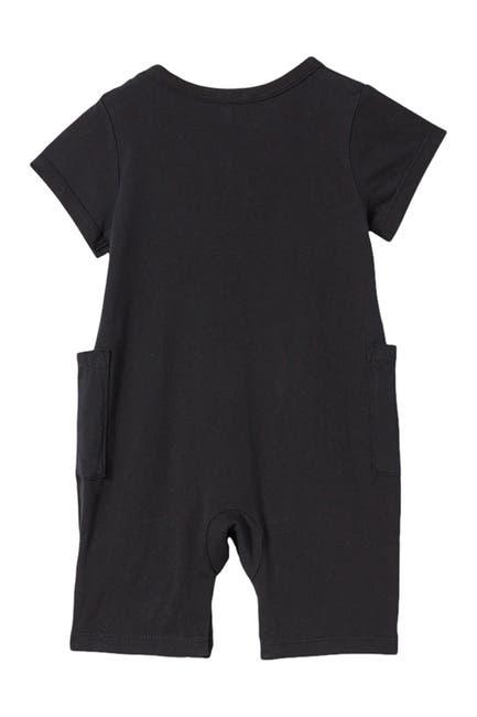 Image of Cotton On Beau Short Sleeve Playsuit