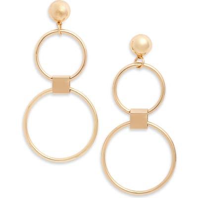 Mad Jewels Westbend Drop Earrings