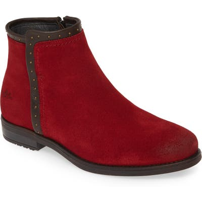 Bos. & Co. Ribos Waterpoof Bootie - Red