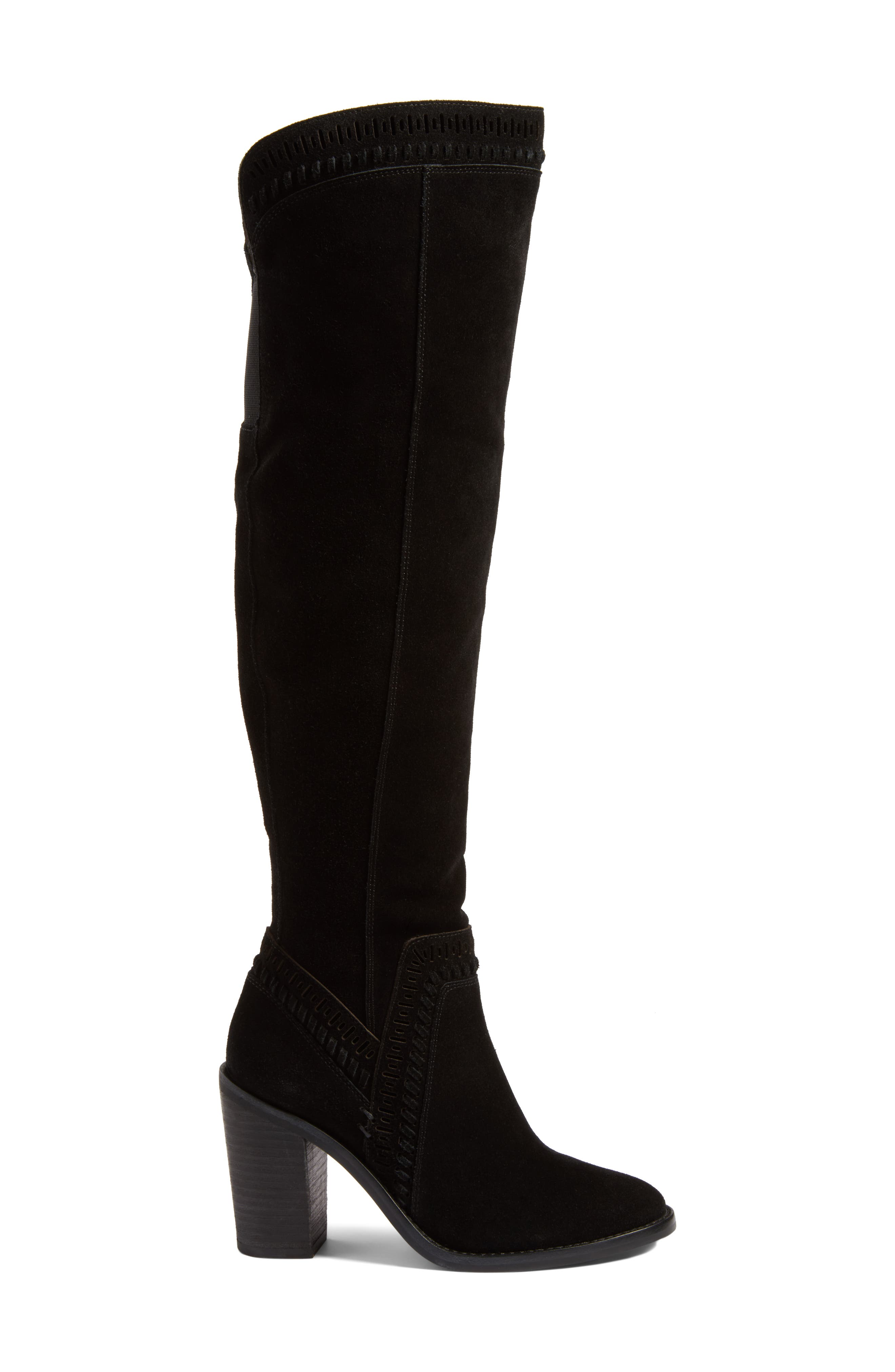 ,                             Madolee Over the Knee Boot,                             Alternate thumbnail 3, color,                             001