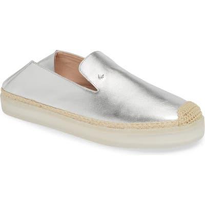 Kate Spade New York Lisa Slip-On Sneaker, Metallic