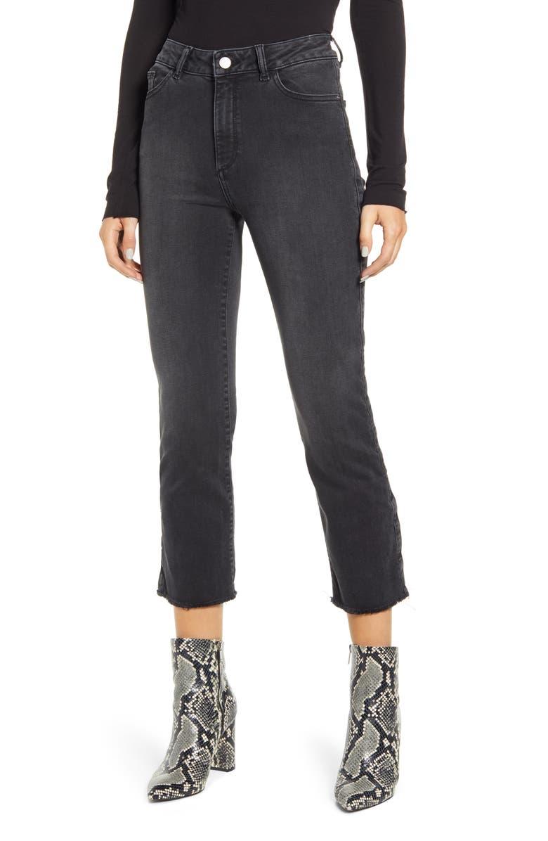 DL1961 Mara Instasculpt Ankle Straight Leg Jeans, Main, color, 020