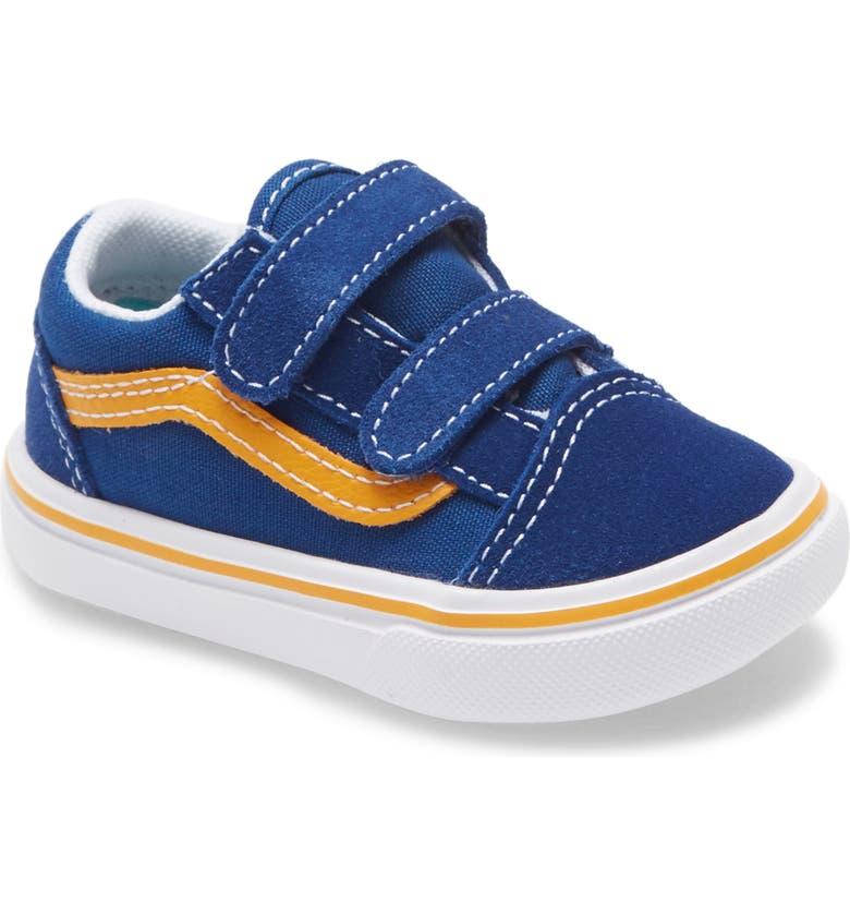VANS ComfyCush Old Skool V Sneaker, Main, color, 420