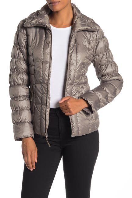 Image of Kenneth Cole New York Quilted Packable Puffer Jacket