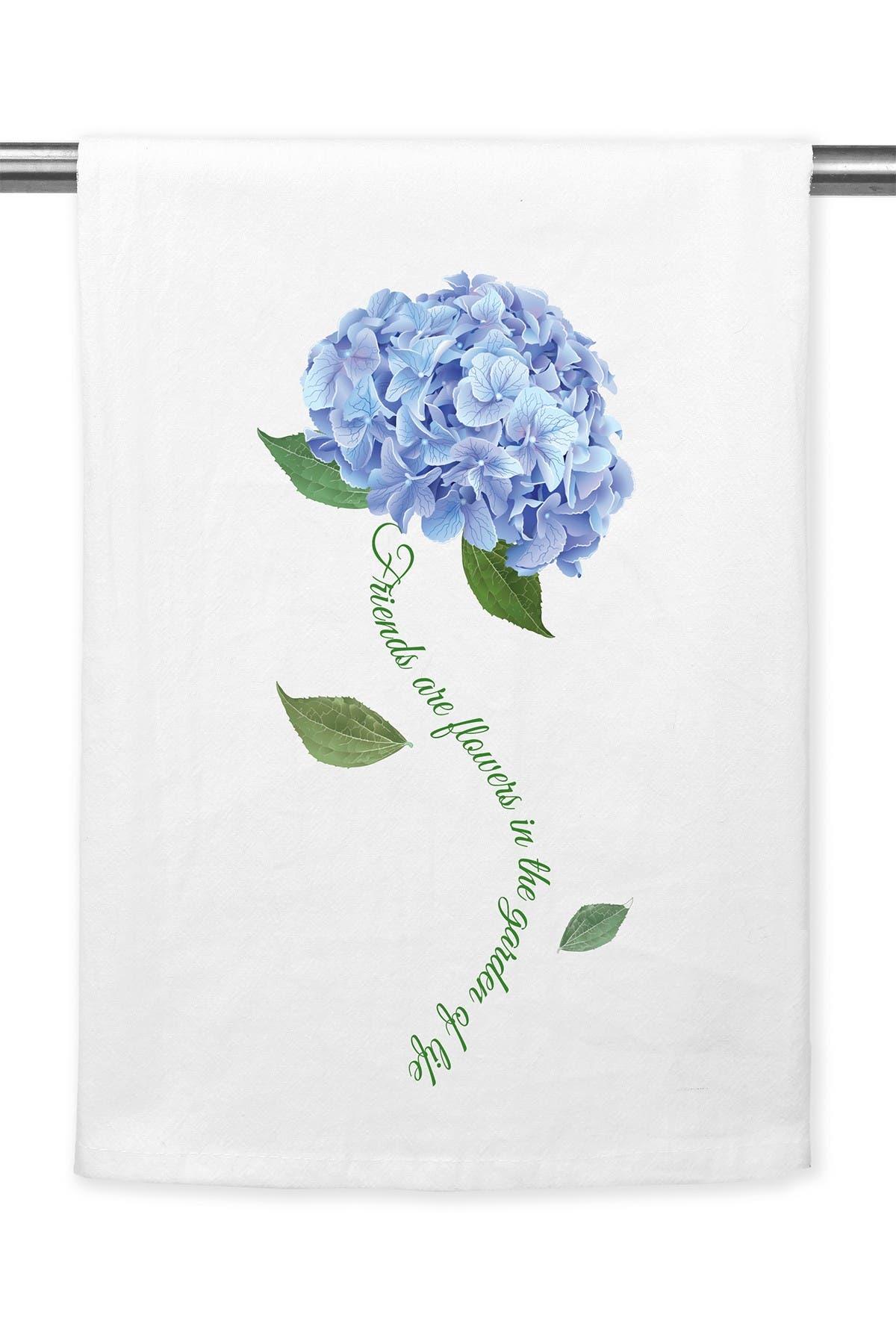 Garden Flour Sack Towel