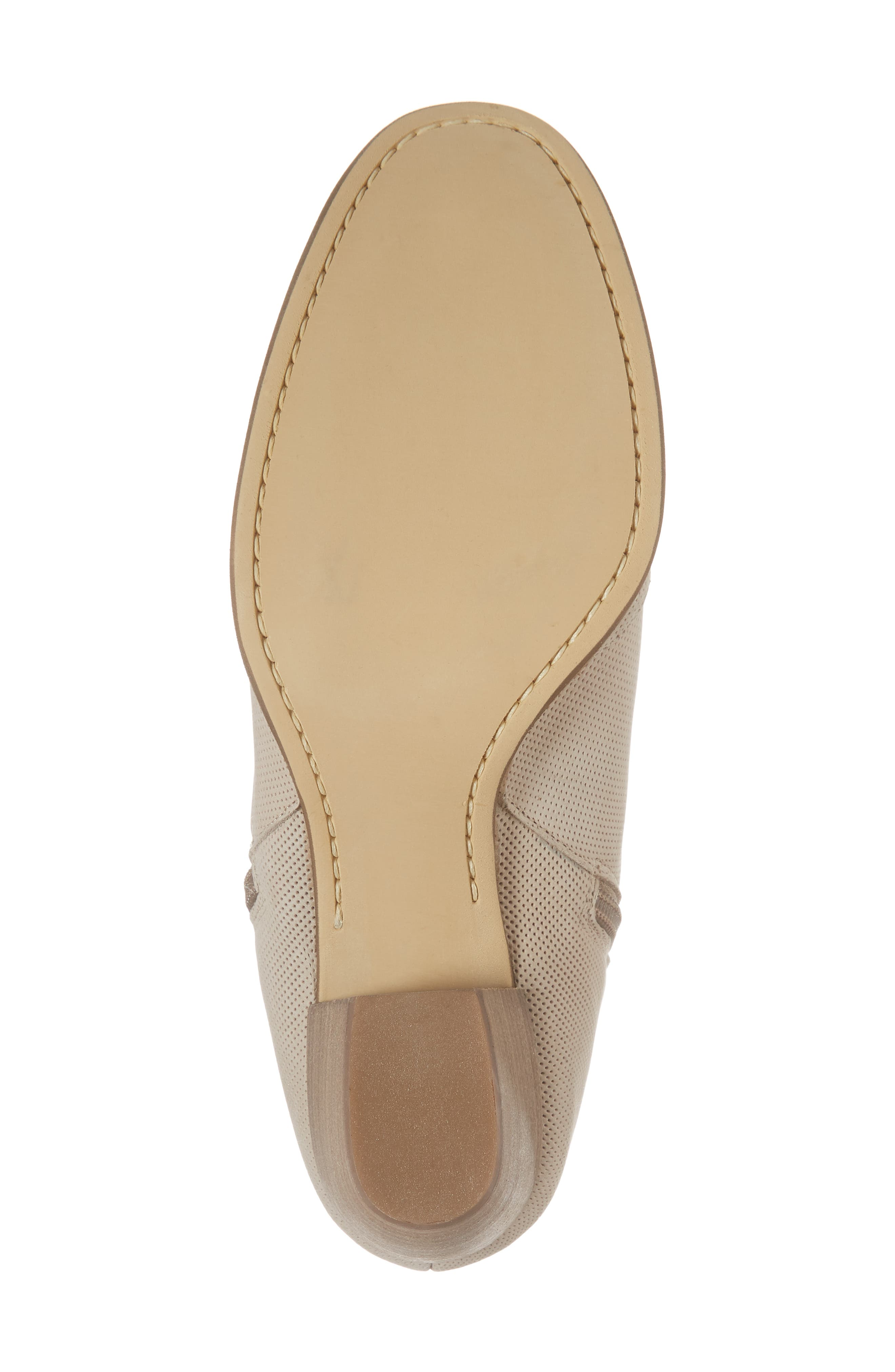 ,                             Robin Bootie,                             Alternate thumbnail 6, color,                             NATURAL LEATHER