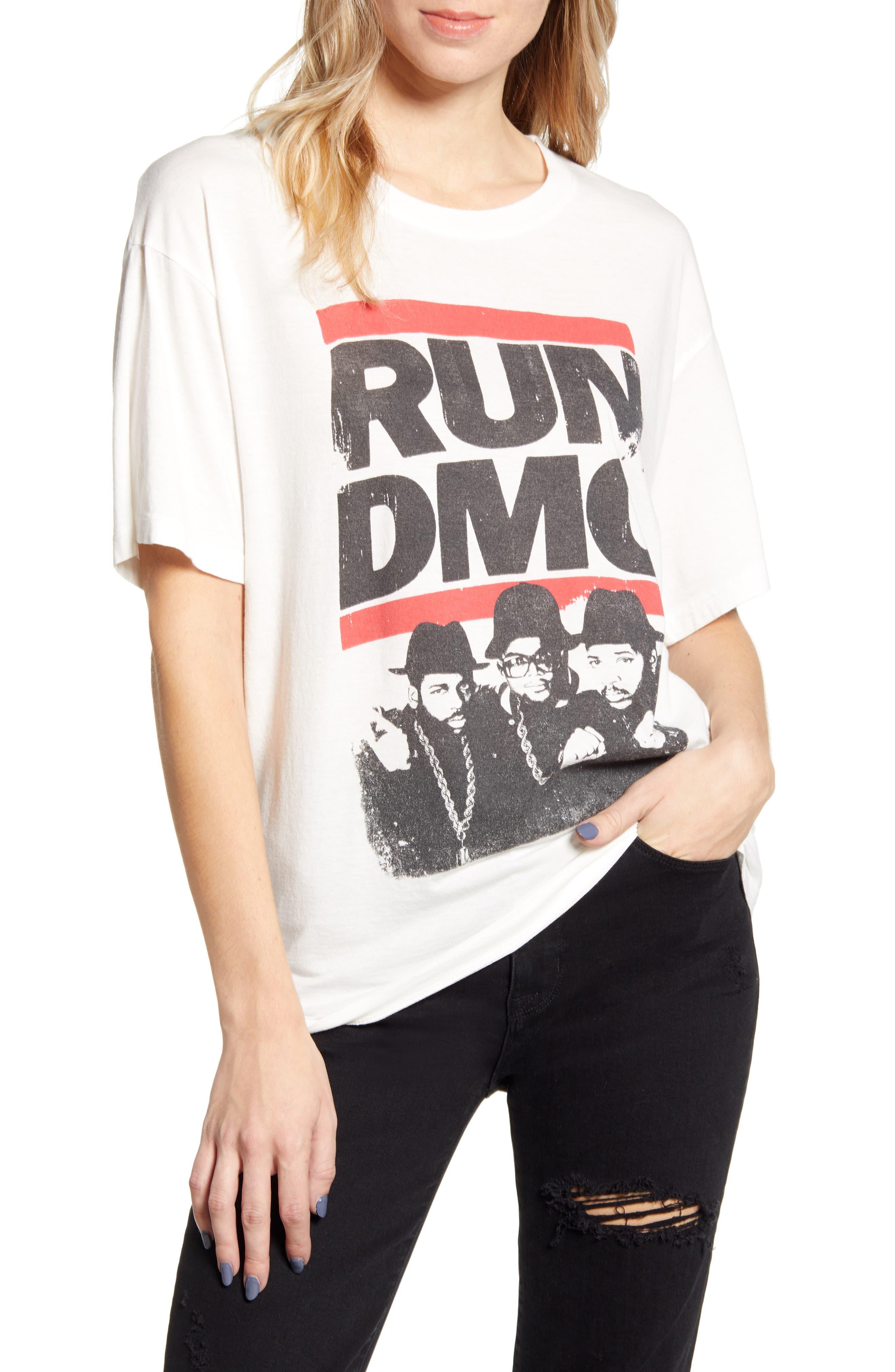 run dmc t shirt topshop