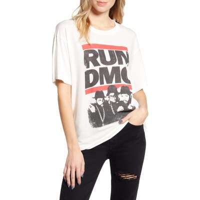 Daydreamer Run-Dmc Tee, White