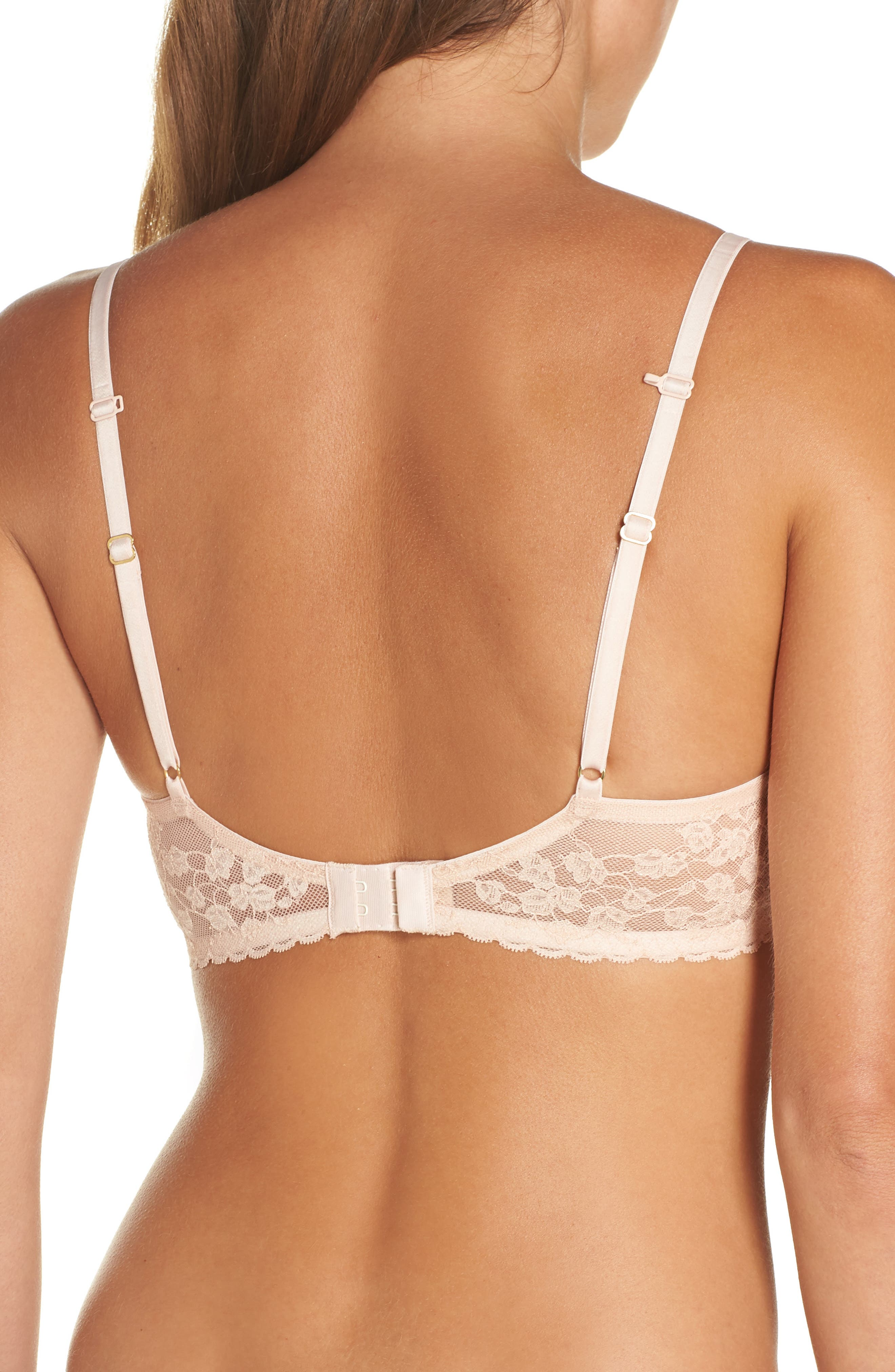 ,                             Cherry Blossom Convertible Underwire Bra,                             Alternate thumbnail 79, color,                             655