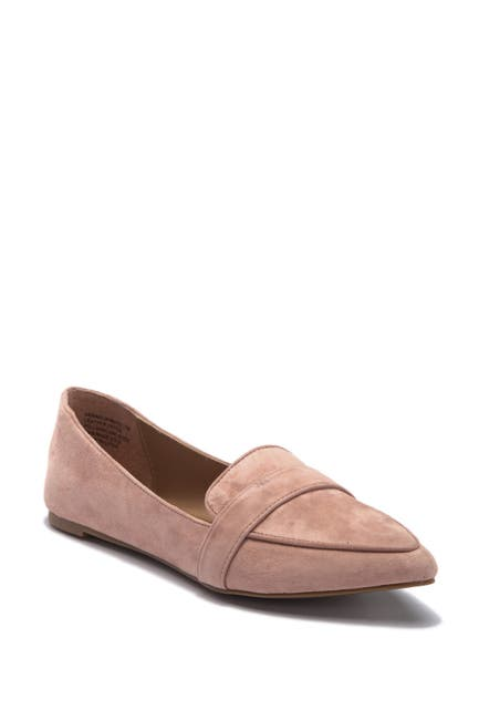 Image of Steve Madden Jainna Leather Loafer