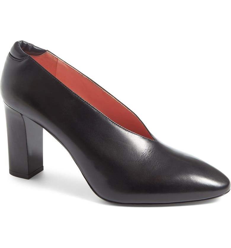 ACNE STUDIOS Aja Pump, Main, color, 001