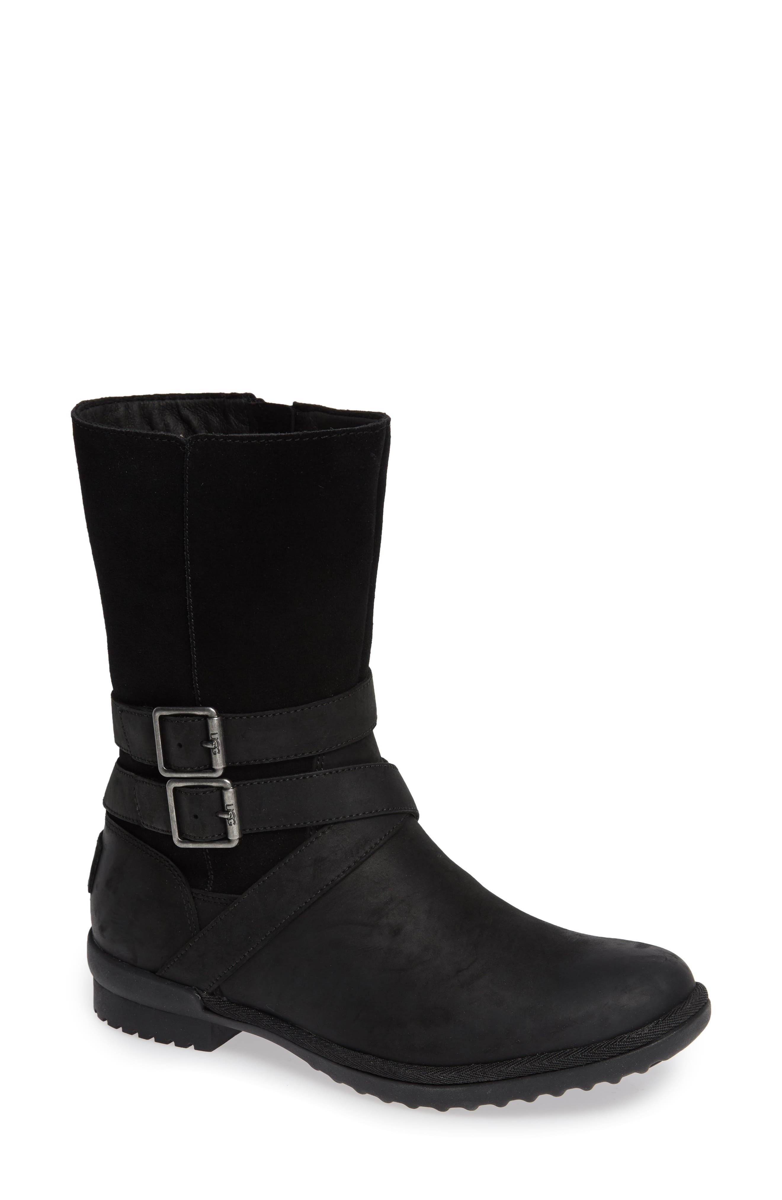 UGG® Lorna Waterproof Bootie (Women)