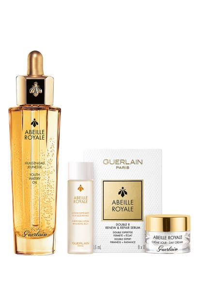 Guerlain ABEILLE ROYALE ANTI-AGING YOUTH WATERY OIL SET