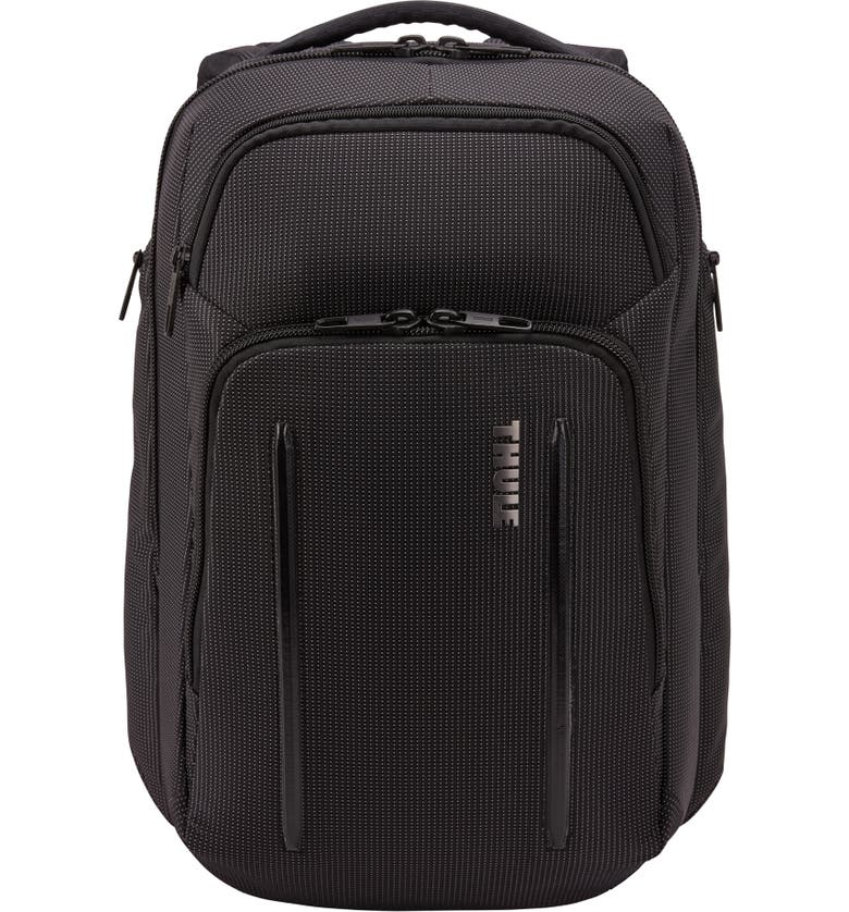 THULE 30-Liter Crossover 2 Backpack, Main, color, BLACK