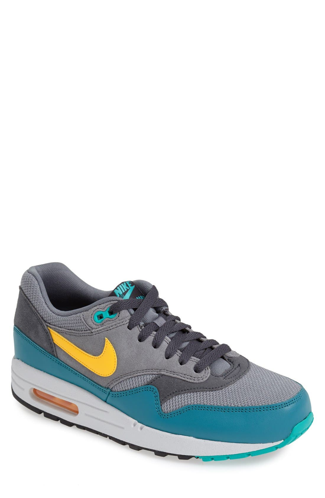 ,                             'Air Max 1 Essential' Sneaker,                             Main thumbnail 25, color,                             018