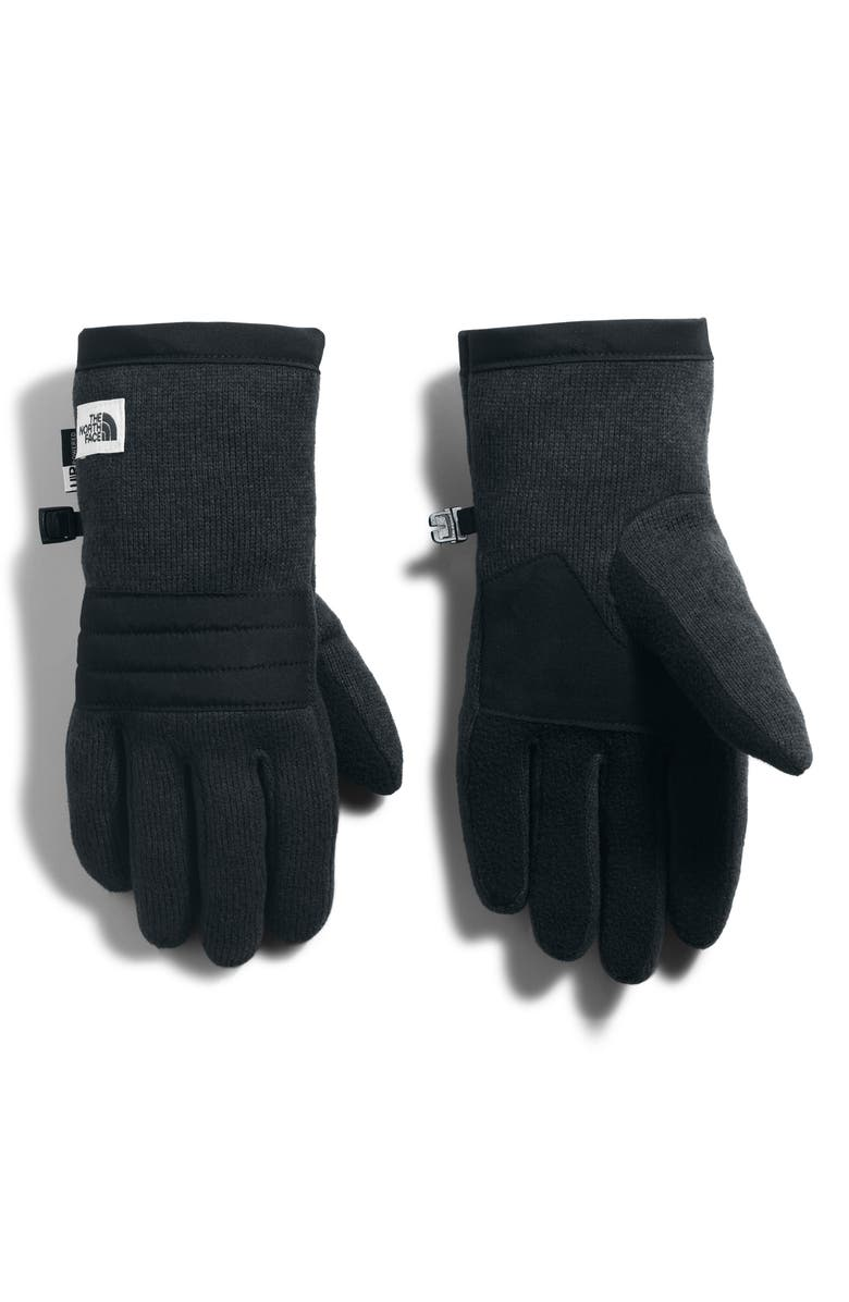 THE NORTH FACE 'Guardian E-Tip<sup>™</sup>' Tech Gloves, Main, color, 010