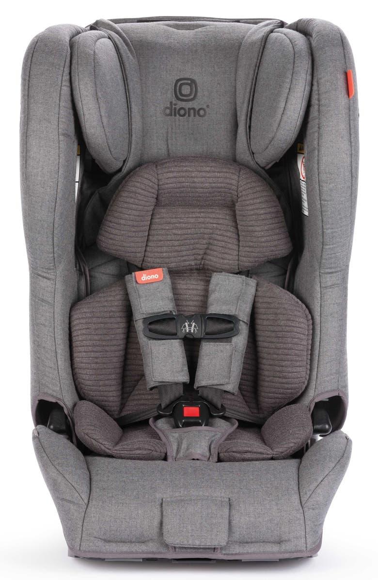DIONO Rainier<sup>®</sup> 2 AXT Car Seat, Main, color, GREY DARK WOOL