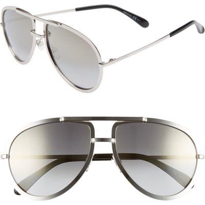 Givenchy 60Mm Aviator Sunglasses -