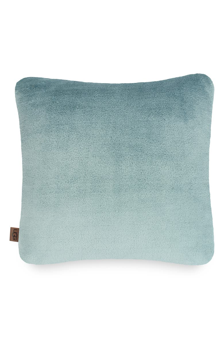 UGG<SUP>®</SUP> Whistler Accent Pillow, Main, color, SLATE