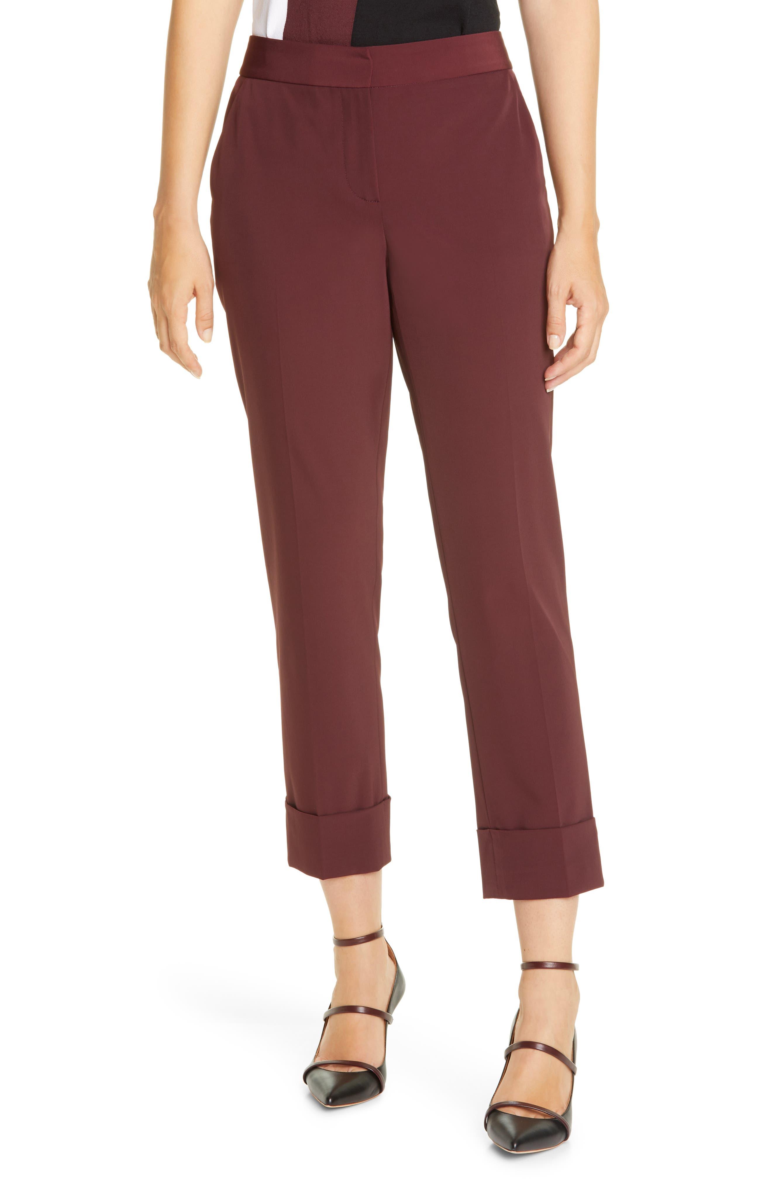 Reva Cuffed Crop Pants